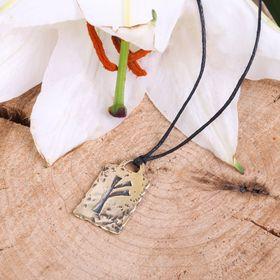 The rune Fehu (wealth and prosperity)
