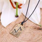 Руна из ювелирной бронзы Эйваз (мощное средство защиты) - фото 7470901