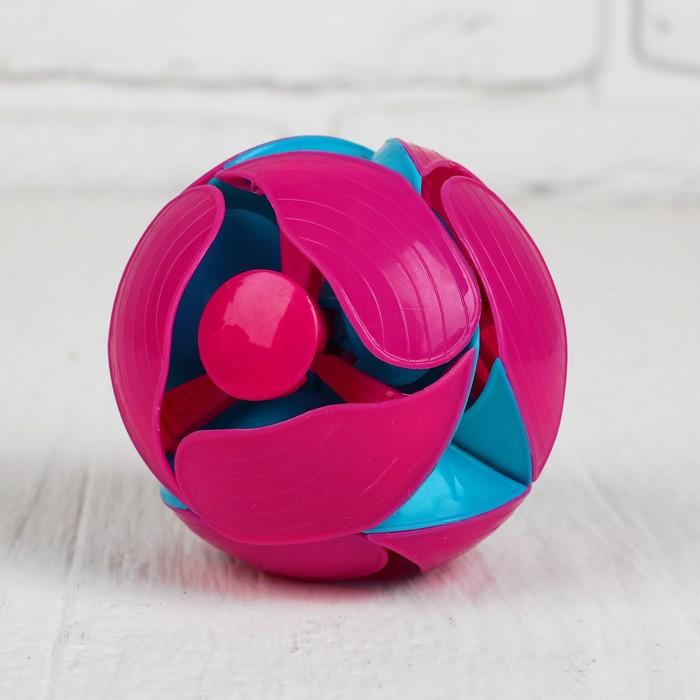 """Мяч-трансформер """"Хамелеон"""", 7 см"""