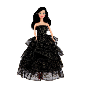 Кукла «Олеся» в бальном платье, МИКС