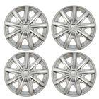 """Колпаки колесные R14 """"ШАТТЛ"""", серебристый, набор 4 шт - фото 1718739"""