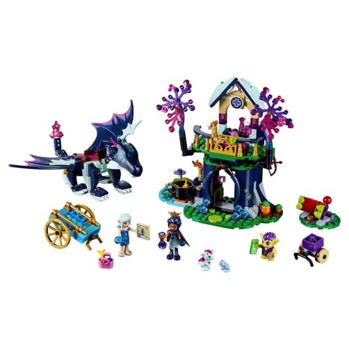 Конструктор Lego «Тайная лечебница Розалин», 460 деталей - фото 14391573