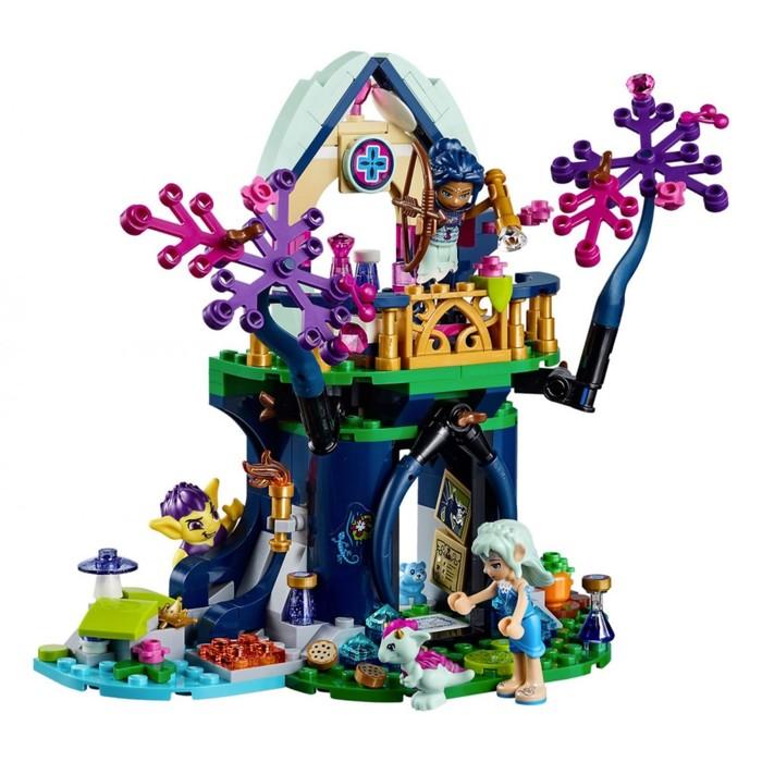 Конструктор Lego «Тайная лечебница Розалин», 460 деталей - фото 14391574