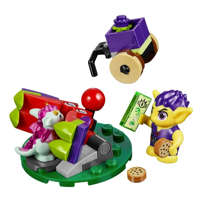 Конструктор Lego «Тайная лечебница Розалин», 460 деталей - фото 14391578