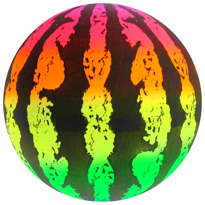 Мяч детский «Арбуз», d=22 см, 70 г