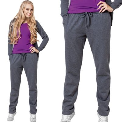 Брюки женские StanStepWomen, размер 44, цвет тёмный меланж 280 г/м 50W
