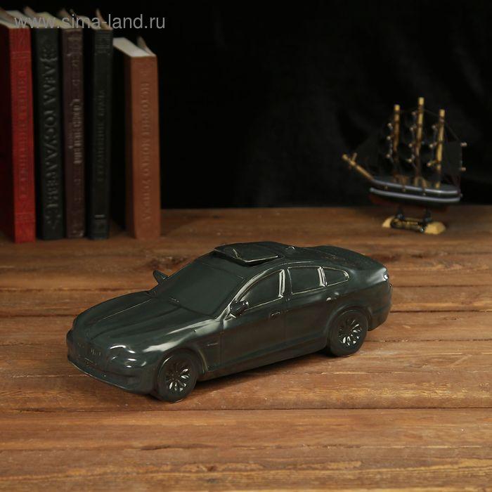 "Штоф сувенирный фарфор ""Автомобиль BMW"" 750 мл 9х10х26 см"