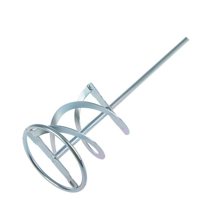 Миксер TUNDRA basic, для тяжелых растворов, M14 хвостовик, 14 х 160 х 600 мм
