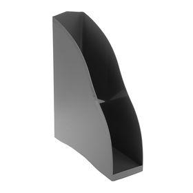 Лоток для бумаг вертикальный «Космос», серый