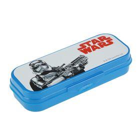 Пенал пластиковый футляр 90х217х43 мм Disney/Lucas 'Звездные войны' Ош