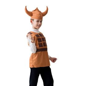 """Карнавальный костюм """"Викинг"""", 5-7 лет, рост 122-134 см"""