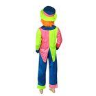 """Карнавальный костюм """"Клоун в шляпе"""", 5-7 лет, рост 122-134 см - фото 105522459"""