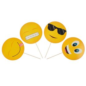 """Accessories for the photo shoot """"Smiles"""" (set 4 PCs)"""