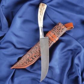 Пчак Шархон, рукоять из рога косули, гарда из олова в Донецке