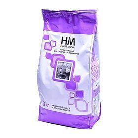 Сухой корм «Наша Марка» для взрослых собак, гипоаллергенный, ягнёнок/рис, 3 кг