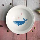 """Тарелка глубокая 20 см """"Просто кит"""", 250 мл"""
