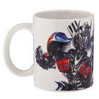 """Кружка 350 мл """"Transformers. Последний рыцарь Optimus Prime"""""""