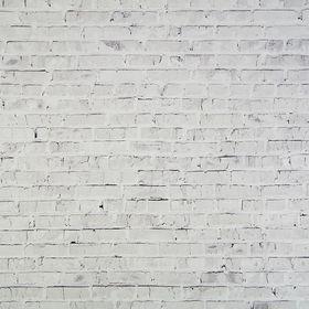 Фотофон «Белые кирпичи», 70 х 100 см, бумага, 130 г/м Ош