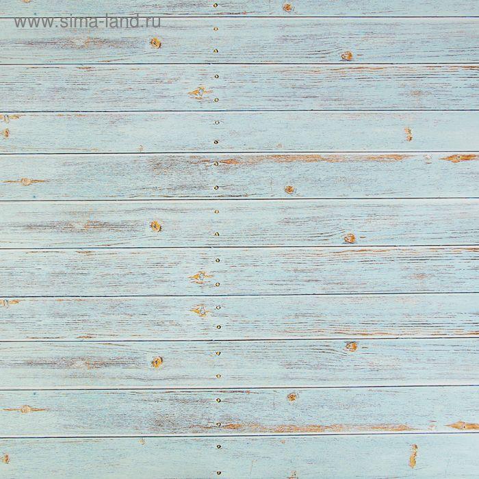Фотофон «Садовый заборчик», 70 х 100 см, бумага 130 г
