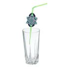 Tube cocktail / snowflake, set of 6 PCs