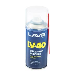 Многоцелевая смазка LAVR Multipurpose grease LV-40, 210 мл, аэрозоль