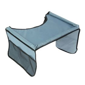 Столик-органайзер для детского автокресла TORSO, серый