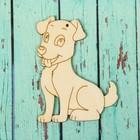 """Подвеска - собака """"Весёлый щенок"""""""