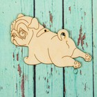 "Suspension - dog ""Baby pug"""