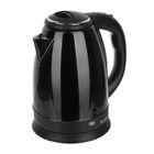"""Чайник электрический """"Чудесница"""" ЭЧ-2005, 1800 Вт, 1.8 л, черный"""