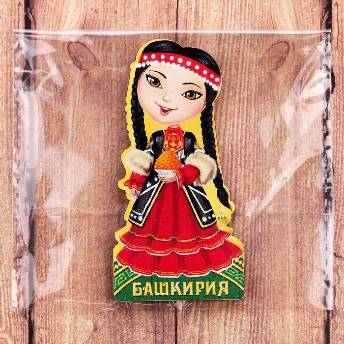Башкирские открытки