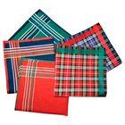 Набор женских носовых платков в пакете (12шт) ЭТНИКА, Арт.45471д, 28х28, х/б