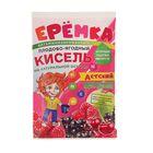 Кисель детский  плодово-ягодный на натуральной основе, витаминизированный, порционный