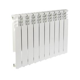 Радиатор алюминиевый Ogint Delta Plus, 500х78, 10 секций Ош