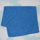 Полотенце Сherir, 38х64 см, цвет голубой, микрофибра 75 гр/м