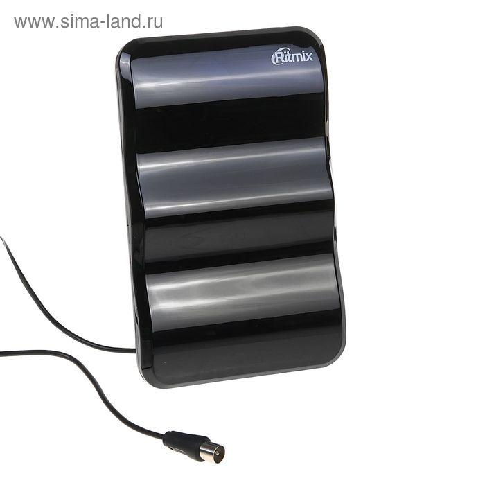 Антенна RITMIX RTA-150 DVB-T2, 28 дБ, активная