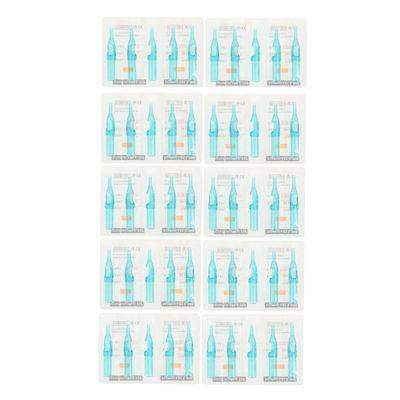 Набор одноразовых наконечников Round Professional Tip 11 (Blue Sea), 50шт., 5см