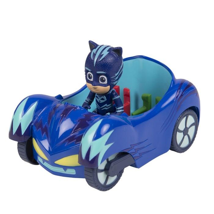 Игровой набор фигурка и машина «Кэтмобиль»
