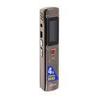 Диктофон RITMIX RR-110 4Gb, MP3, дисплей с подсветкой, литий-полимерный аккумулятор