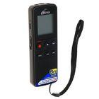Диктофон RITMIX RR-810 8Gb Black, MP3,  микрофон, дисплей, чехол, ремешок