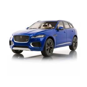 Модель машины Jaguar F-Pace, масштаб 1:24