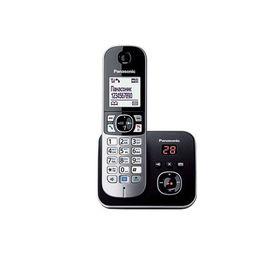 Телефон Panasonic KX-TG6821 RUB DECT, а/отв, комплект из базы и трубки, полифония