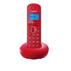 Телефон Panasonic KX-TGB210 RUR DECT АОН, 1 трубка, монофония, монохромный