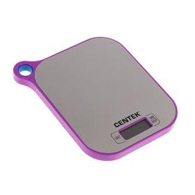 Весы кухонные Centek CT-2461, электронные, до 5 кг Ош