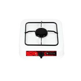 Плитка газовая Centek CT-1520, 1 конфорка, белая Ош