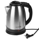 Чайник электрический GELBERK  GL-333, 1.8 л, 1500 Вт, нержавеющая сталь, матовый
