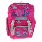 Рюкзак школьный с эргономичной спинкой Sternbauer на затяжке Vip 39*27*19 розовый 5604