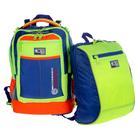 Рюкзак школьный с эргономичной спинкой Sternbauer 40*30*16 + мешок для обуви 7311