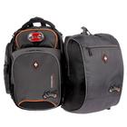 Рюкзак школьный с эргономичной спинкой Sternbauer 40*30*16 + мешок для обуви серый 7315