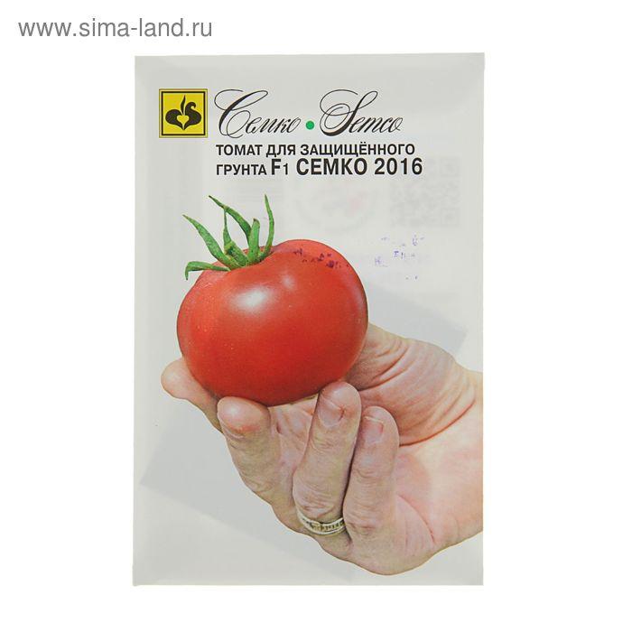 "Семена Томат ""Семко 2016"" F1, среднеранний, 10 шт"