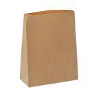 Пакет крафт без печати, 32 х 25 х 11 см